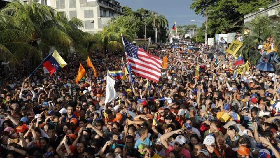 Bericht: US-Regierung soll Geheimgespräche mit Venezuela führen