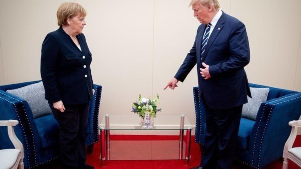 Handelskrieg: Deutschland fest im Visier von Trump