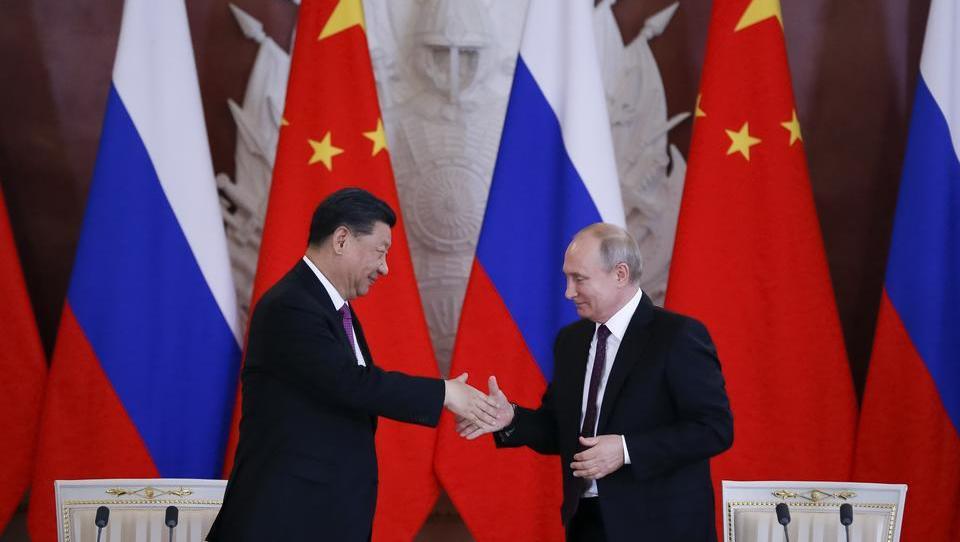 Russland und China bilden kein Militär- oder Handelsbündnis, sondern eine Finanzallianz