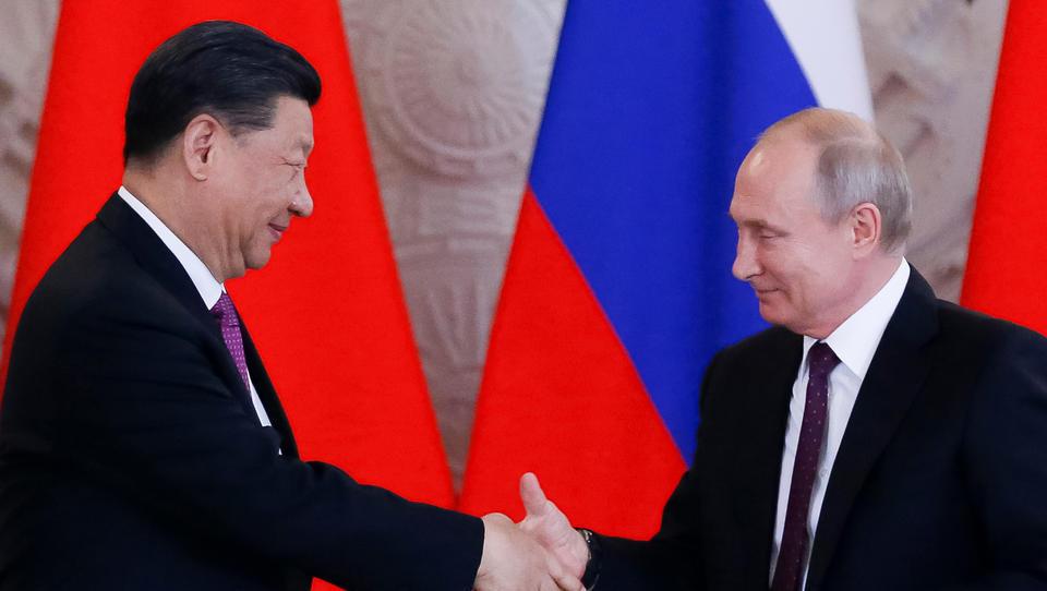 Russland, China und Iran halten gemeinsames Marine-Manöver ab