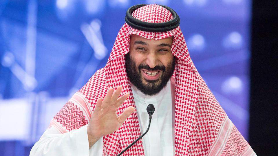 Saudischer Kronprinz hackt Handy von Amazon-Chef Bezos