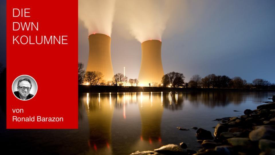 Klimawandel und Atomenergie: Der Zusammenstoß zweier Urängste hat in Deutschland irrationale Folgen
