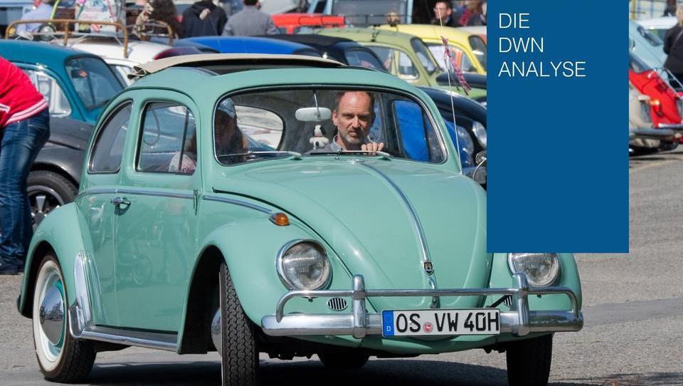 Neuwagen-Absatz bricht ein: Immer mehr alte Autos auf Deutschlands Straßen unterwegs