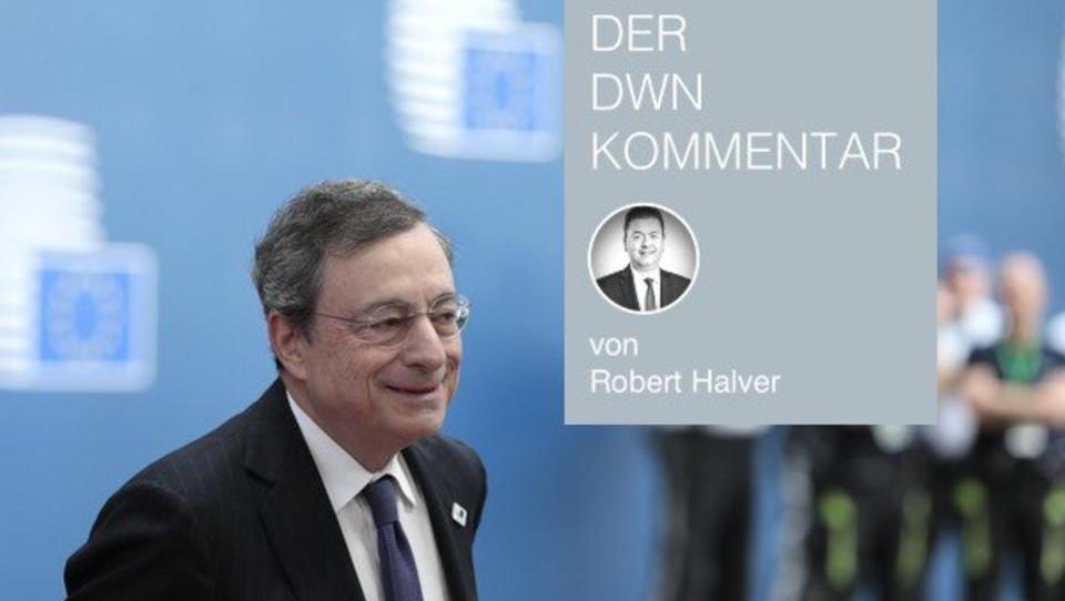 Die EZB kann alles, aber keinen Wirtschaftsaufschwung herbeiführen