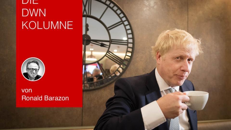 """Von Hongkong bis London: Chaos """"very british"""""""