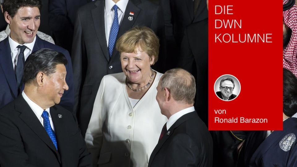 Zusammen mit Russland könnte die EU China in die Schranken weisen: Doch die Europäer verstehen nichts von Weltpolitik