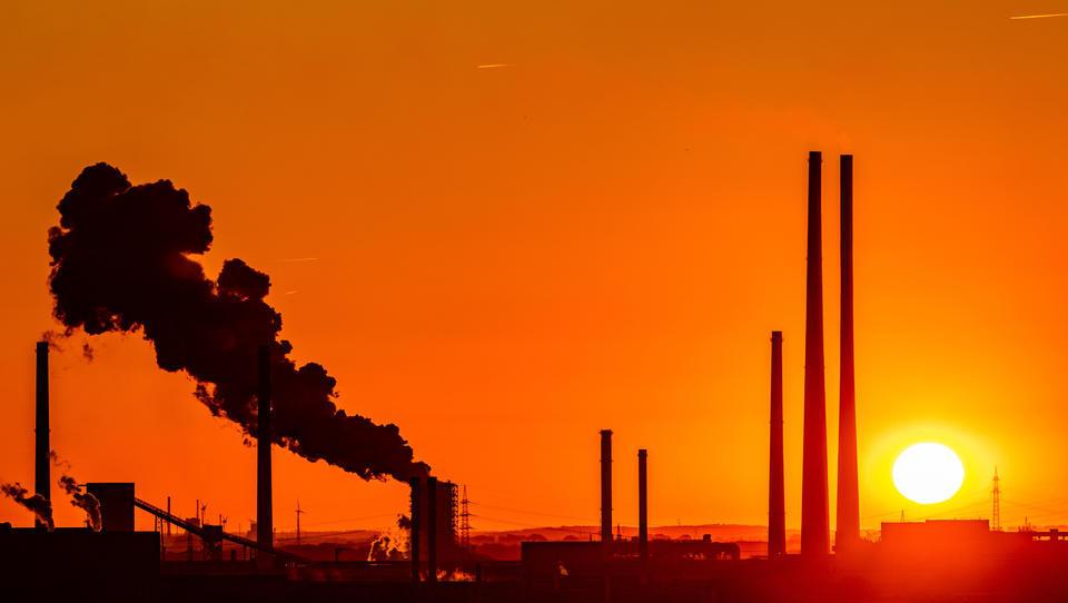 US-Ölkonzerne bewerben Erdgas als Lösung der Klima-Krise