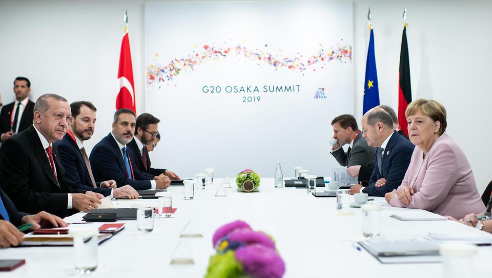 Unterstützt die türkische Regierung systematisch Steuerhinterziehung in Deutschland?