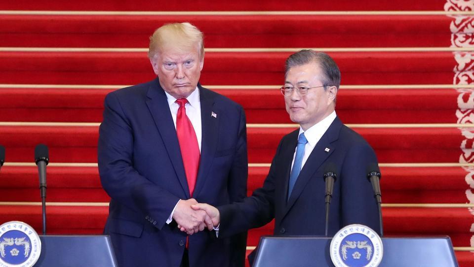 Gespräche abgebrochen: USA und Südkorea könne sich nicht auf Unterhaltskosten der US-Armee einigen
