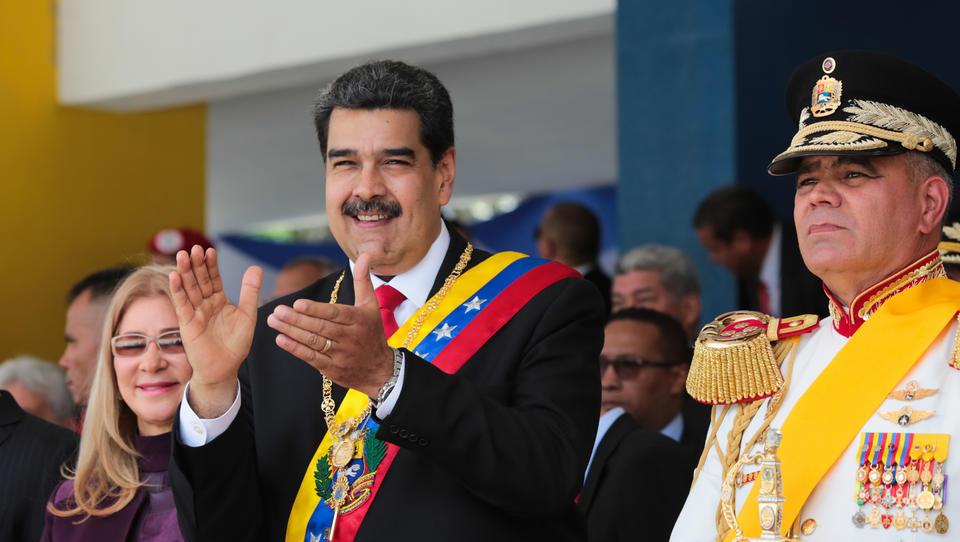 """Venezuela mobilisiert Armee wegen Invasionsversuch """"terroristischer Söldner"""""""