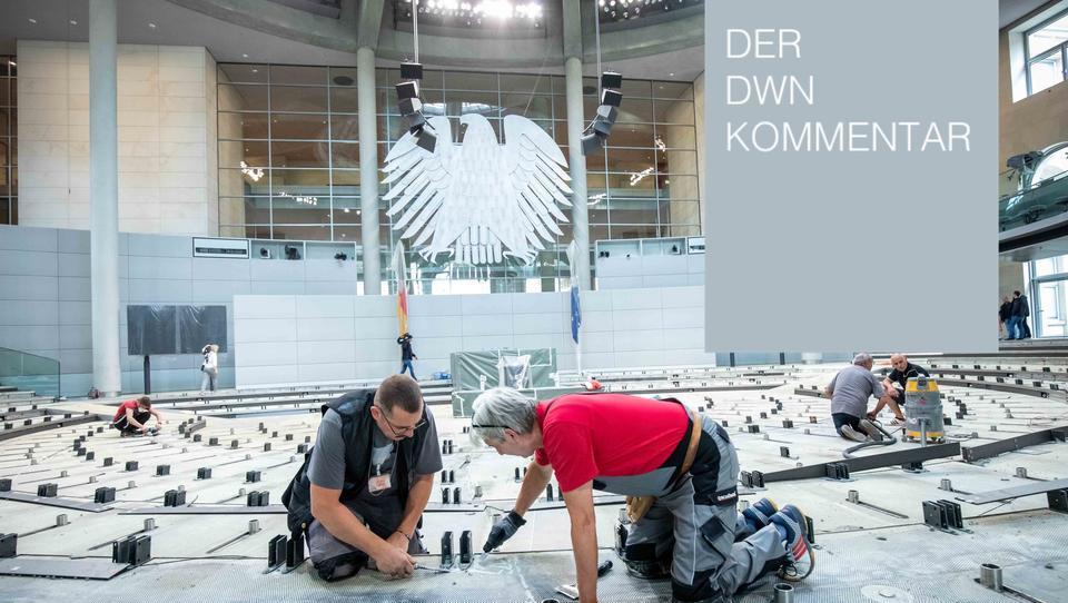 Die gefährliche Rückkehr der Psychose in die deutsche Politik
