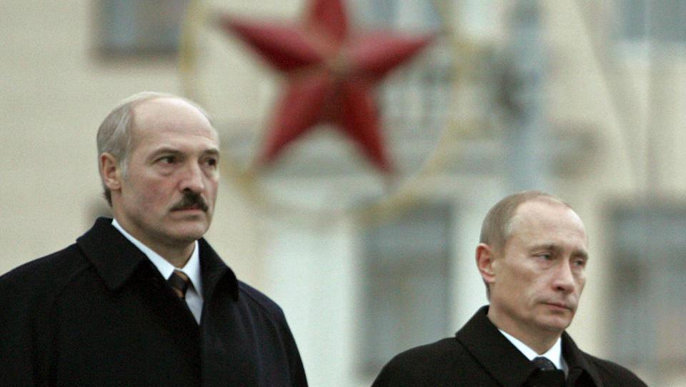 Putin verweigert jede Hilfe: Endet Lukaschenko wie einst Ceausescu?