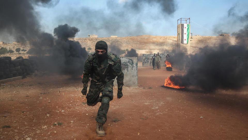 Söldner geraten in die Defensive: Erdogan droht mit Einmarsch in Idlib