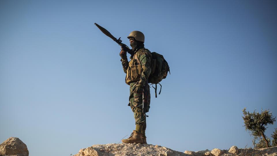 Syrien: Von US-Armee ausgebildete Milizen sollen zu Assad übergelaufen sein