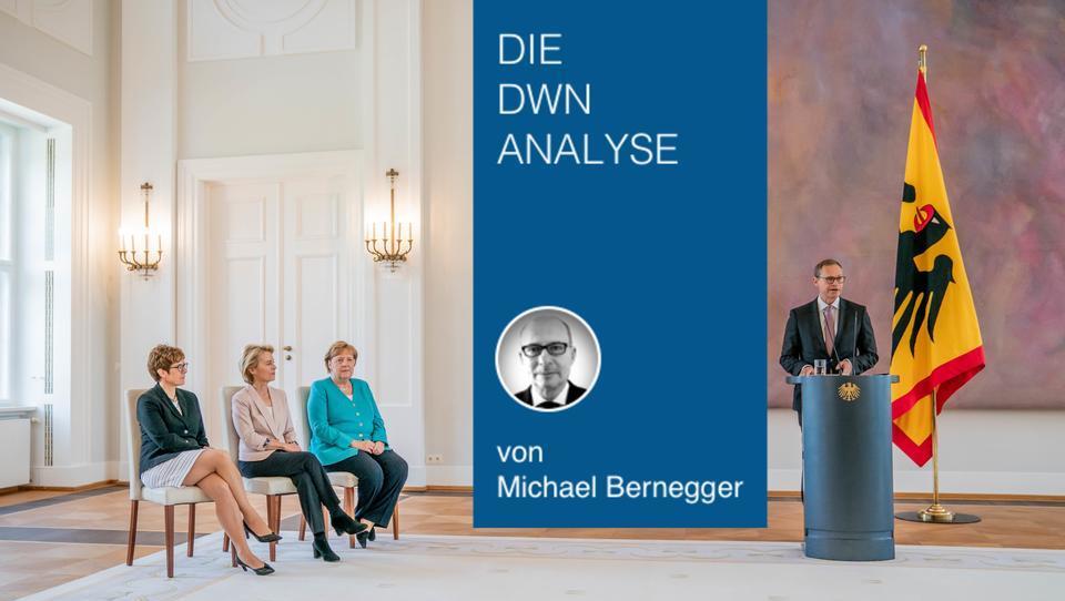 Anatomie einer Jahrhundertblase, Teil 4: Die GroKo - eine Regierung auf Abruf humpelt mit Deutschland ins große Endspiel
