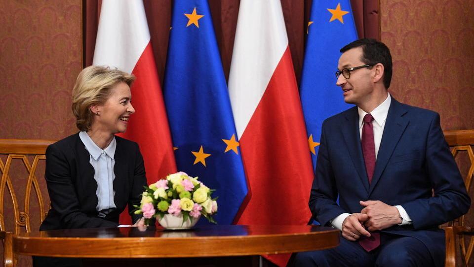 Erst Kroatien, dann Polen: Mischt sich von der Leyen in einen weiteren Wahlkampf ein?