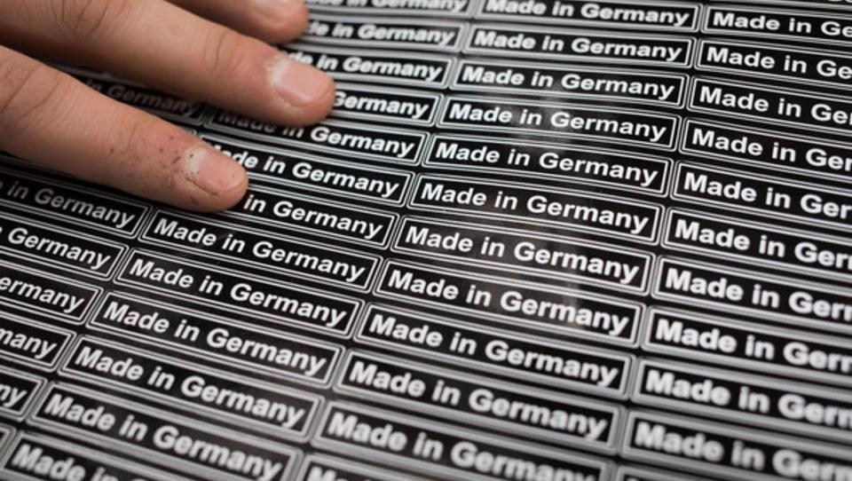 Deutschen Maschinenbauern brechen die Aufträge weg