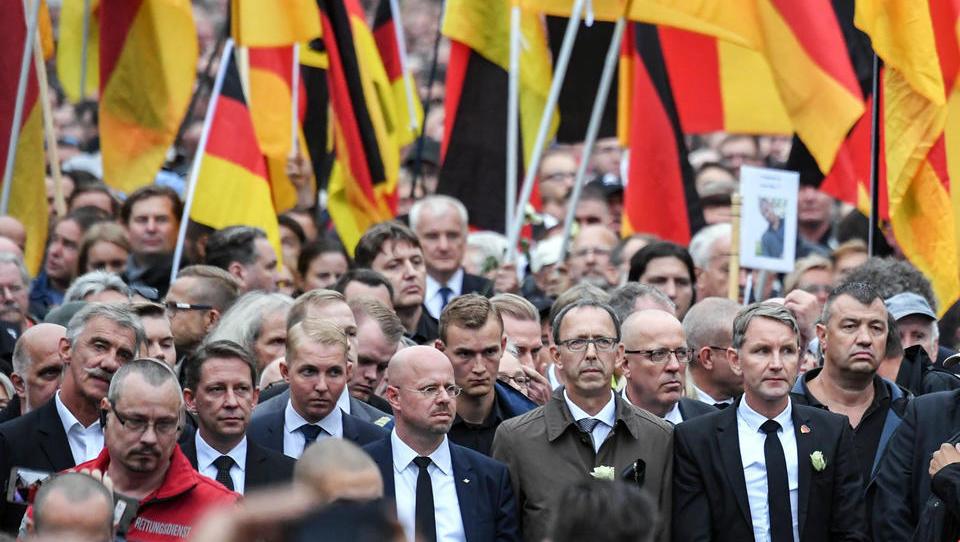 Verfassungsschutz beginnt mit Überwachung von Björn Höcke