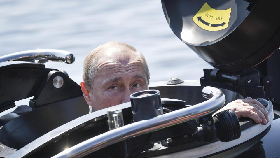 Norwegen: Russland führt geheime Großübung mit U-Booten im Nordatlantik durch