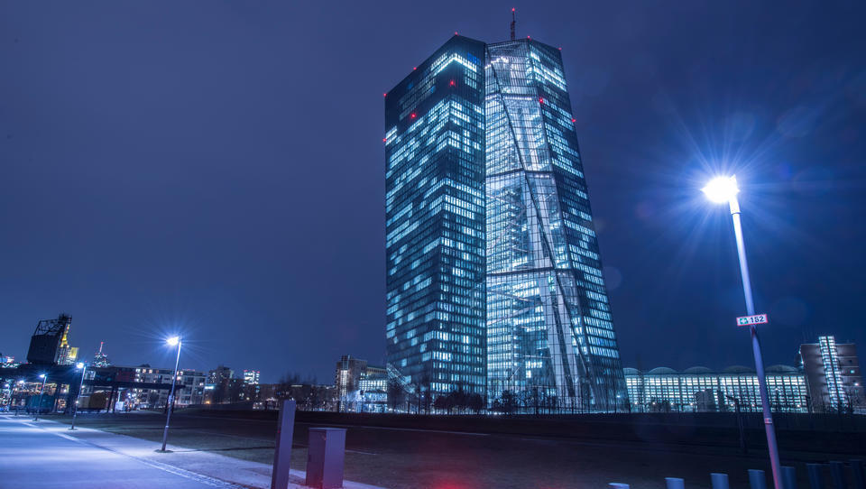 Bankenverband: Deutsche Institute zahlen rund 2 Milliarden Euro Strafzinsen pro Jahr