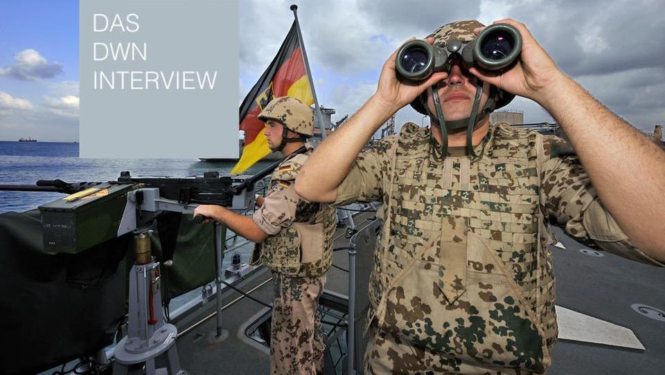 Neue globale Verantwortung: Deutschlands Marine muss die Freiheit der Seewege schützen