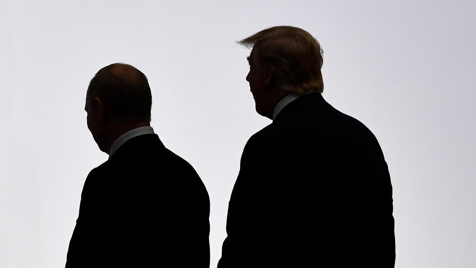 Russland-Affäre: Untersuchung des US-Senats entlastet Trump - belastet jedoch Putin