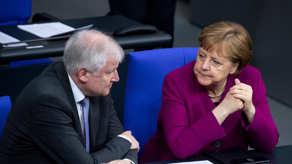 Deutschland steuert auf schärfste Grundrechtseingriffe seit Bestehen des Grundgesetzes zu