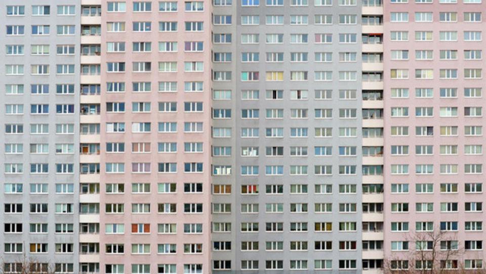 Bestand an Sozialwohnungen schrumpft drastisch