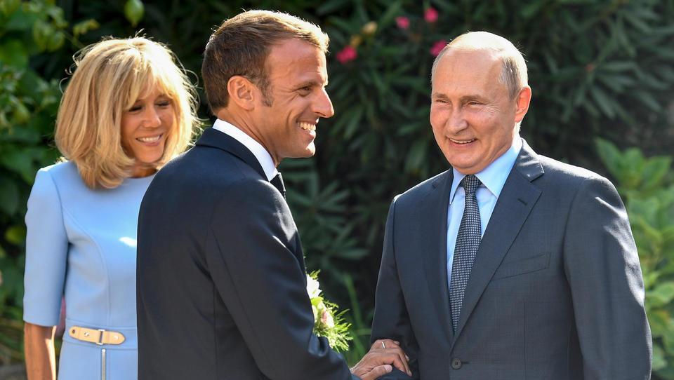 Russland und Frankreich bekennen sich zum Atom-Abkommen mit Iran