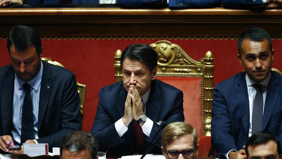 Italiens Regierung will den Gebrauch von Bargeld weiter einschränken