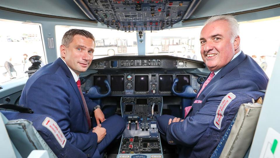 US-Türken investieren in Sachsen, wollen Flugzeuge bauen