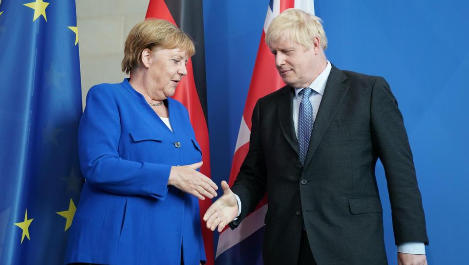 Zehn Milliarden Euro: Deutschland übernimmt fast Großbritanniens gesamten EU-Beitrag