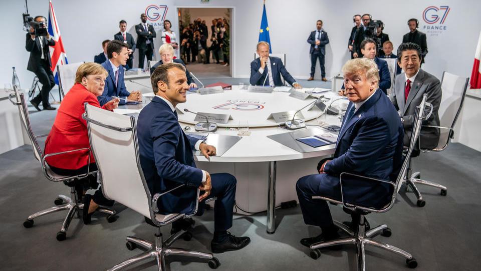Co2-Steuer und Airbus: Bruchlinien im schwelenden Handelskrieg zwischen EU und USA