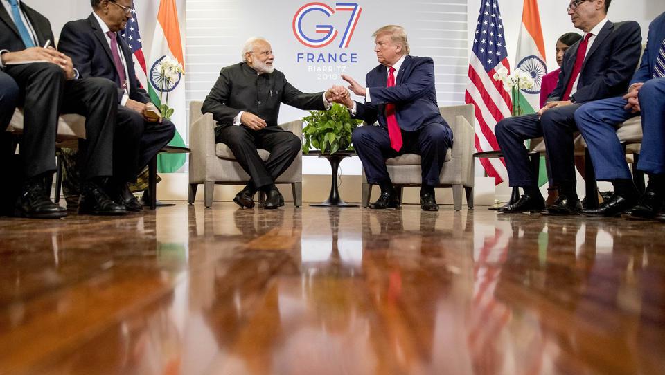 USA und Indien lösen Verteidigungs-Kooperation auf