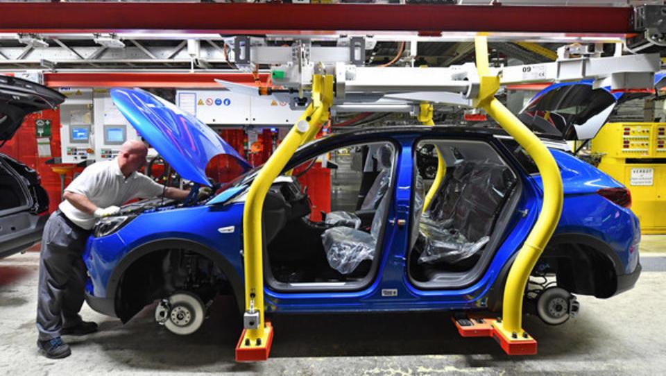 Wegen Corona: Deutsche Auto-Produktion bricht massiv ein