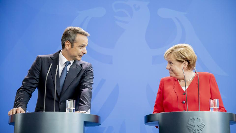 Griechenland will Migranten in Europa verteilen