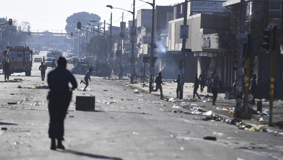 Nach Gewaltexzessen: Nigeria will Bürger aus Südafrika zurückholen