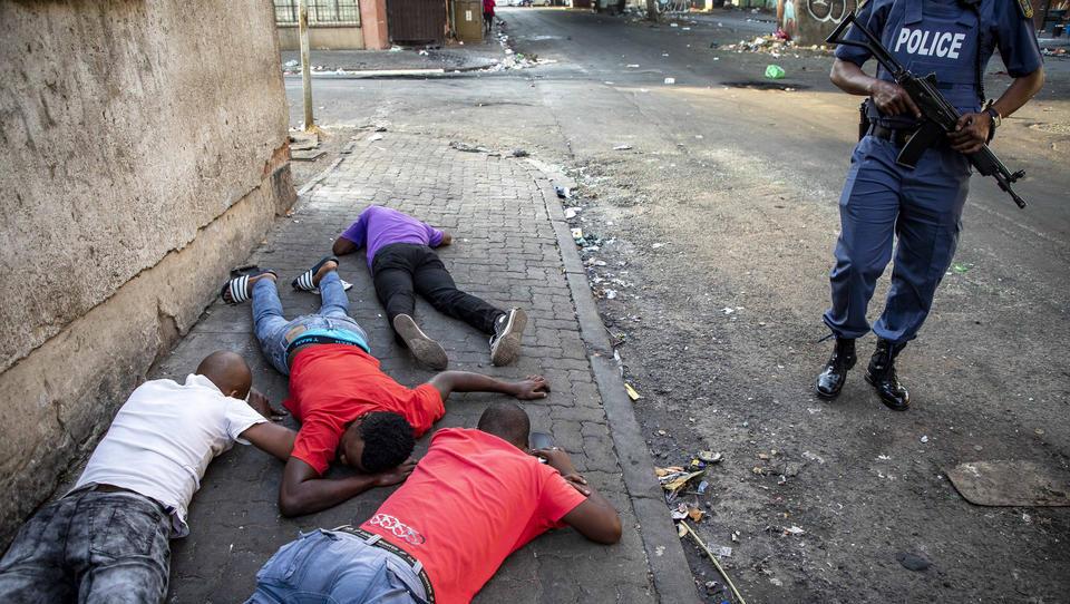Angriffe auf Ausländer: Fern-Krieg zwischen Südafrika und Nigeria eskaliert