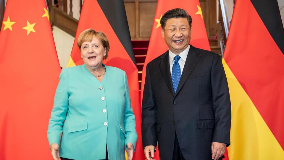 Bundesregierung entsendet Funktionär in neue Anti-China-Allianz