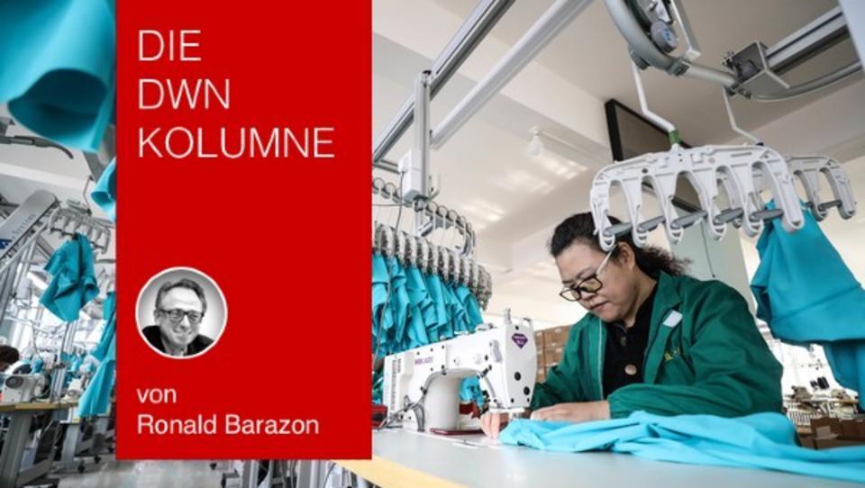Illegale chinesische Textilarbeiter brachten das Corona-Virus nach Italien: Doch Europa hat keine Kraft, sich gegen Peking aufzulehnen