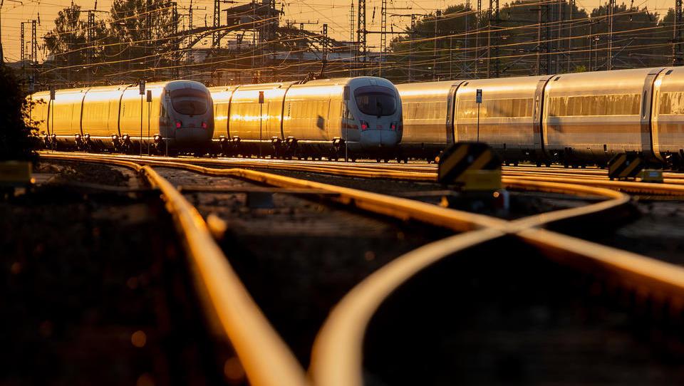 Ukraine: Deutsche Bahn steigt bei staatlicher Eisenbahngesellschaft ein