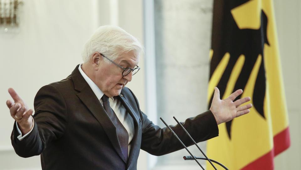 """Die """"Steinmeier-Formel"""" soll den Konflikt in der Ukraine lösen"""
