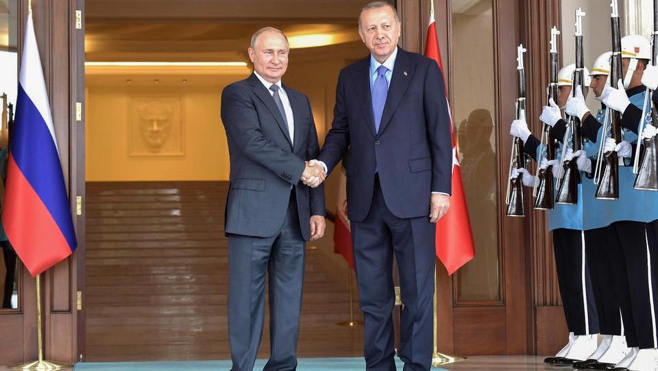Europa, Putin, Erdogan: Der Feind meines Feindes ist mein Freund