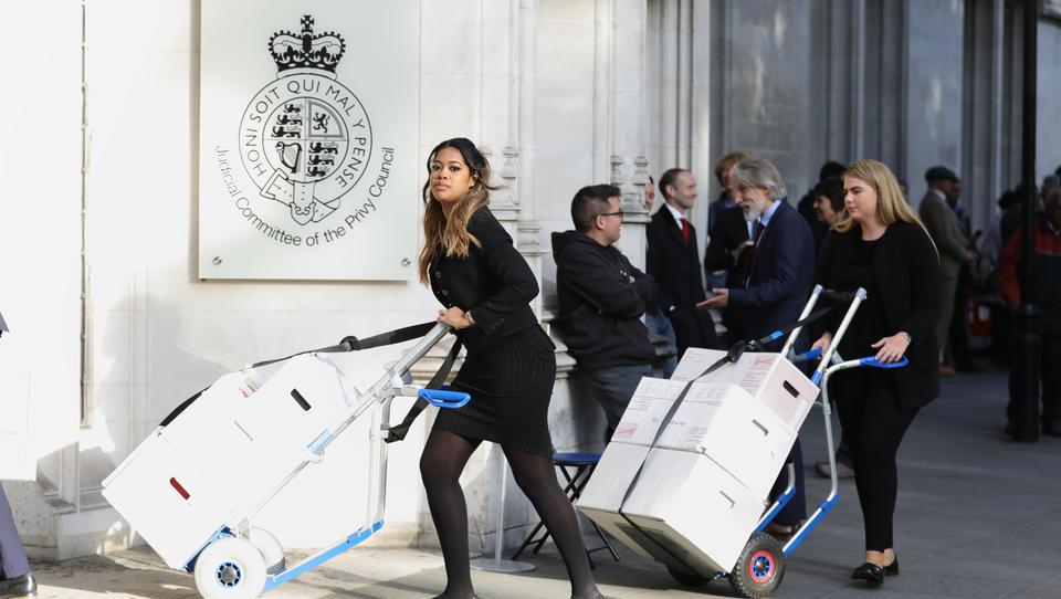 Oberstes Gericht in London kippt erzwungene Auflösung des Parlaments