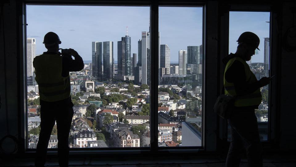 """Moody's senkt Ausblick für Deutschlands Bankenbranche auf """"negativ"""""""