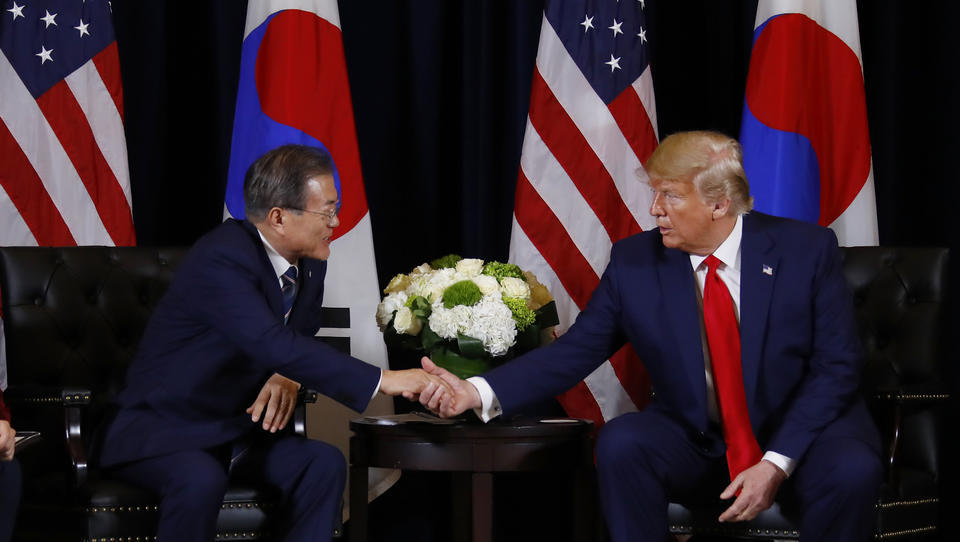 USA fordern von Südkorea mehr Geld für stationierte US-Truppen