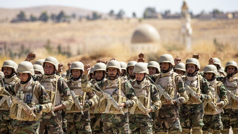 Türkische Invasion in Syrien: Assad verlegt Truppen in den Norden