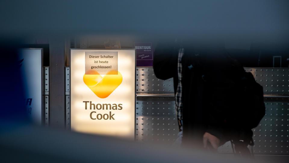 Hedgefonds könnten Millionen durch Thomas Cook-Pleite absahnen