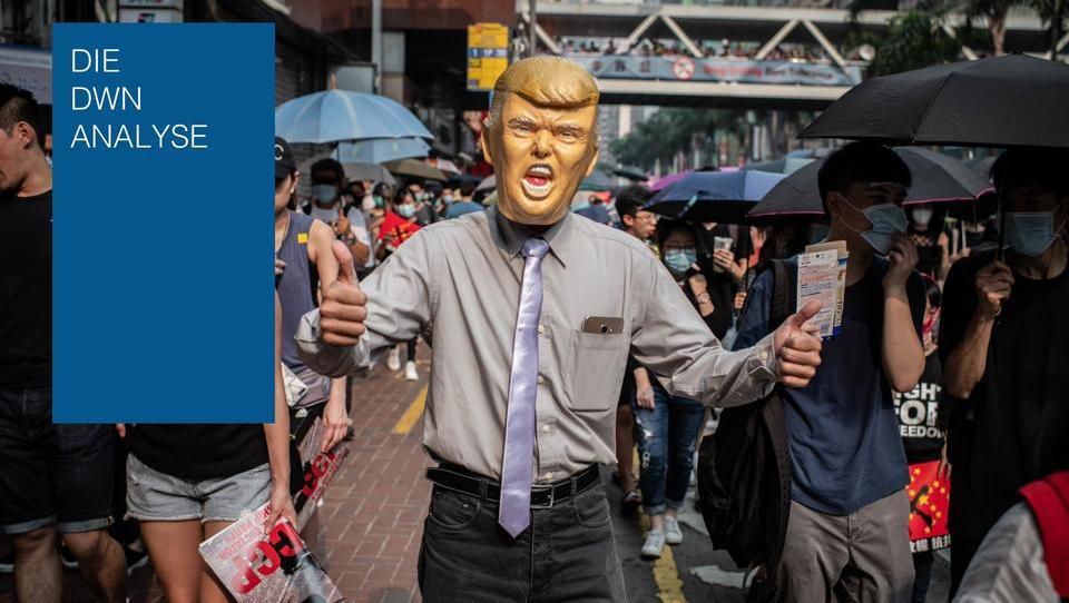 Trump ruft im Handelskrieg zum letzten Gefecht - kommt es zur Eskalation?