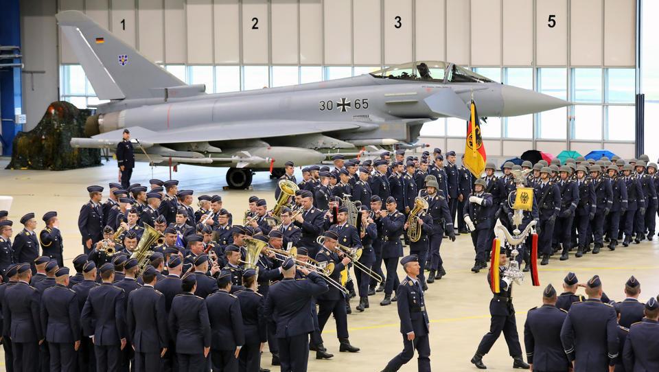 Schicksalsauftrag Eurofighter: Airbus steht in Deutschland vor massivem Arbeitsplatzabbau